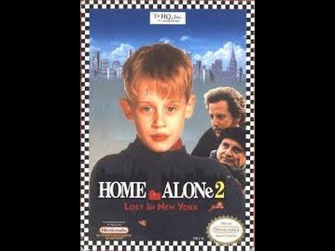 Geoff Good Gamer plays Home Alone 2 (Nes)