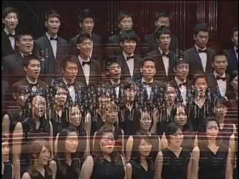 If Music Be the Food of Love (David C. Dickau) - National Taiwan University Chorus