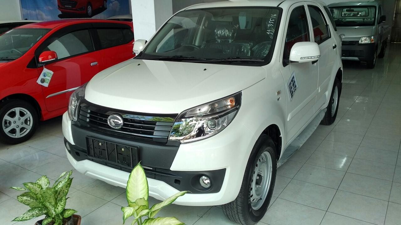 Gambar Modifikasi Daihatsu Terios Ts Extra Terlengkap ...