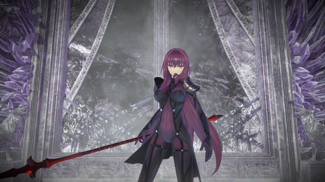 終於不是雷片! Fate/EXTELLA LINK - YouTube