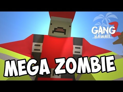 "Unturned GangZ - ""Coast Guard MEGA Zombie & Airdrop!!"" S5E06 (Hawaii Map Multiplayer PvP)"