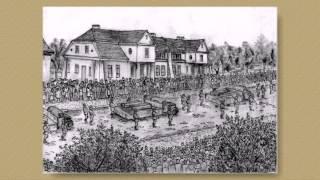 Первые послевоенные годы в Бресте в рисунках Владимира Губенко