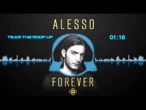 Alesso - Tear The Roof Up [HD Visualized] [Lyrics in Description]