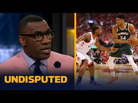 Giannis Antetokounmpo deserves a D- grade for Game 3 performance — Shannon Sharpe | NBA | UNDISPUTED