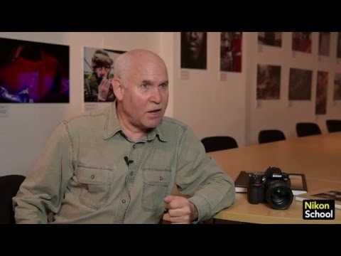 Chat With Legendary Photographer Steve McCurry