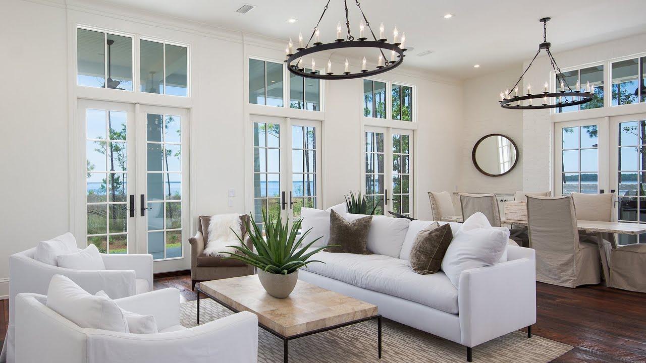 29 Parish Luxury Show House For Sale In Santa Rosa Beach, Florida