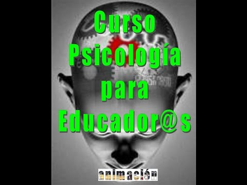 Cursos para Latinoamerica: Psicologia para Educadores from YouTube · Duration:  1 minutes 7 seconds