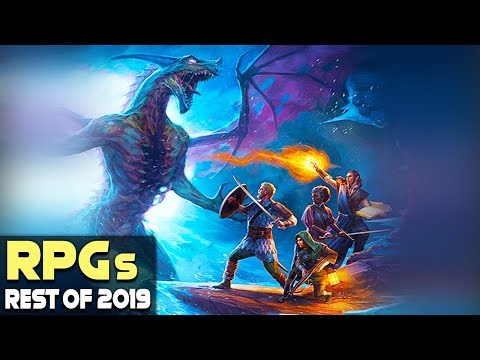 Top 11 NEW Upcoming PS4 RPGs 2019 Gameplay Montage (New PlayStation 4 RPGs)
