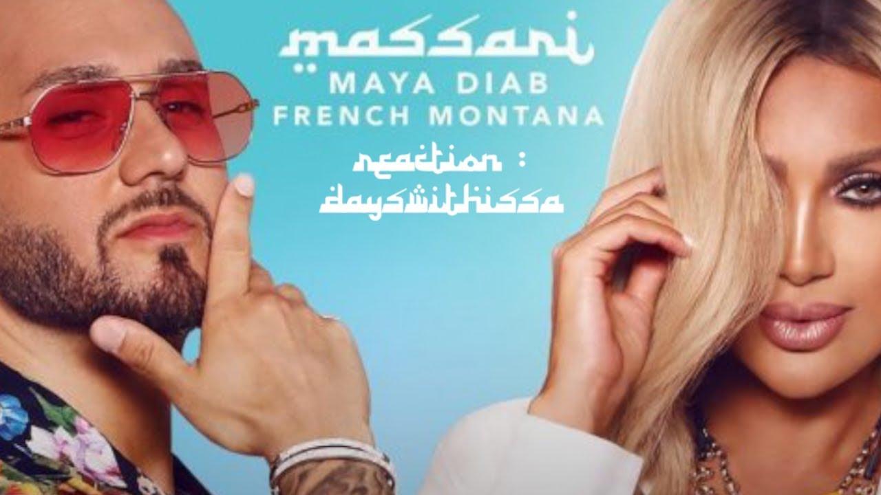 Massari X Maya Diab X French Montana Ya Nour El Ein Reaction