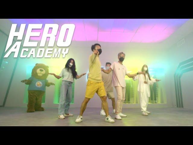 Hero Academy   Dynamite BTS