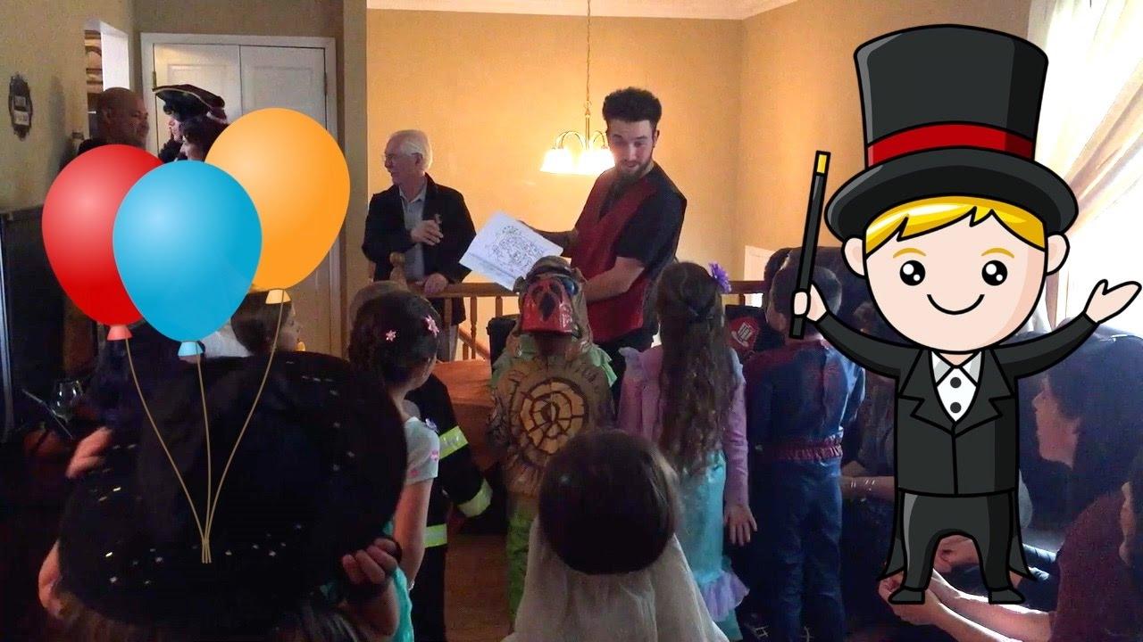 The magic coloring book trick - Magic Coloring Book Trick Kid Show Magic