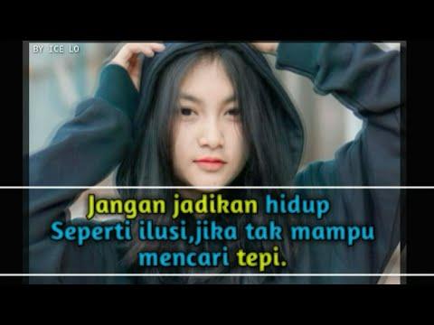 Quotes Keren Cewek Cantik Cocok Buat Status Wa Link Download Ada Di Deskripsi Vidio