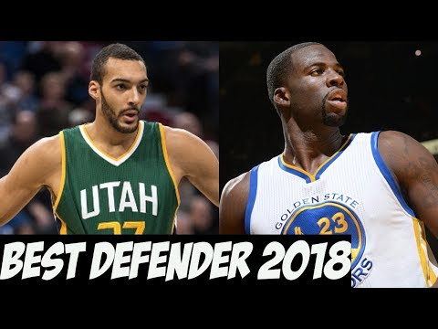 NBA 2017 - 2018 | Defensive Player of the Year Prediction
