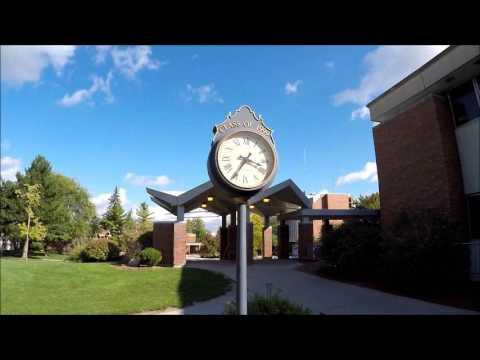 Alma College 2016 Walk Through