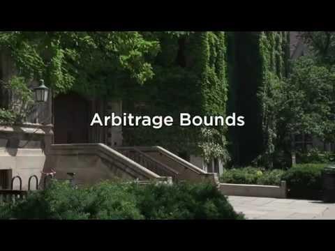 5.2 Arbitrage Bounds