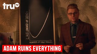 """Adam Ruins Everything - Why """"Moderate Drinking"""" isn't Really Good for You   truTV"""
