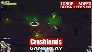 Crashlands gameplay PC HD [1080p/60fps]