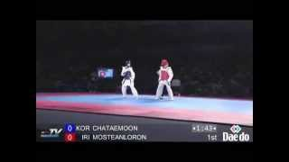 World Taekwondo Championships 2013 Puebla (KOR) vs (IRI)  Final -58 kg
