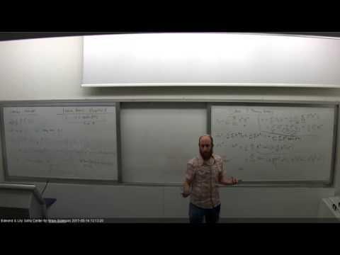 THEORETICAL AND COMPUTATIONAL NEUROSCIENCE A - 14052017
