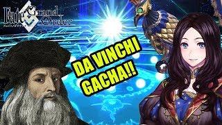 [Fate/Grand Order] One Ritual for Da Vinchi!
