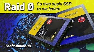 Co dwa SSD to nie jeden! RAID 0 w praktyce