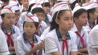 Trường THCS An Lộc - Lễ tưởng niệm các nạn nhân tử vong vì tai nan giao thông