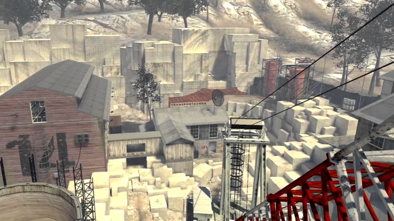 Mw2 Quarry Cinematic 60 Fps 720p Hd Pvr Download And