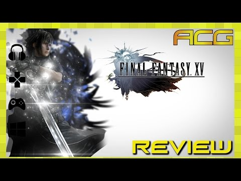 """Final Fantasy XV Review """"Buy, Wait for Sale, Rent, Never Touch?"""""""