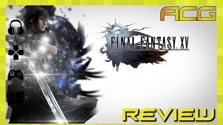 "Final Fantasy XV Review ""Buy, Wait for Sale, Rent, Never Touch?"""
