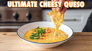 The Cheesiest Homemade Texas Queso (2 Ways)