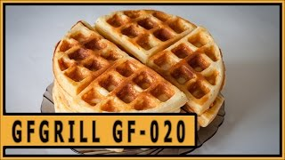 Вафельница GFGRIL GF-020 WAFFLE PRO