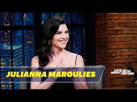 George Clooney Saved Julianna Margulies' Career