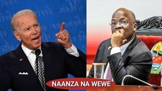 Rais Mpya wa Marekan Joe Biden aanza na Magufuli gafla!