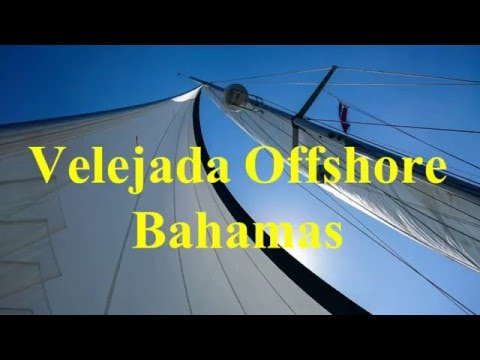 Sail Offshore in Bahamas