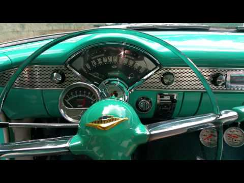 Carcraft Classics - 1955 Chevy Belair 2DR/HT