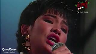 I WILL ALWAYS STAY THIS WAY IN LOVE WITH YOU - Regine Velasquez   Ryan Ryan Musikahan 1990