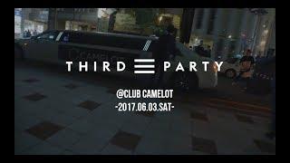 2017.06.03 @CLUB CAMELOT 英国出身のEDMデュオ『THIRD≡PARTY』の東京公...