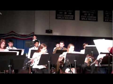 Fire Dance - Immaculate High School Concert Band Nov. 2011