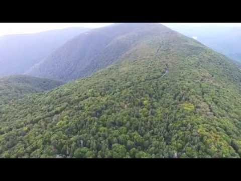 Mount Greylock by Drone