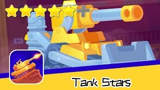 Tank Stars - Playgendary - Day51 Walkthrough Mountain1V6 Recommend index five stars
