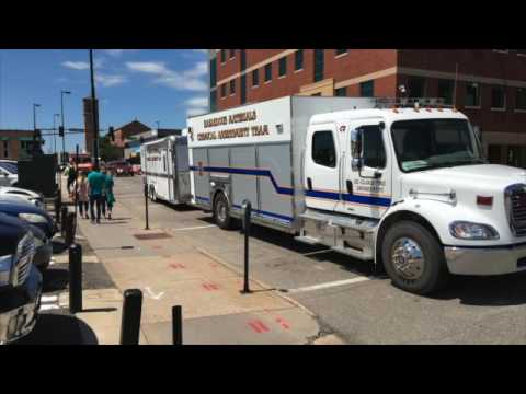 Police, Fire Departments Investigating 'Suspicious Item' In Downtown St. Cloud [VIDEO]