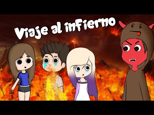 EL TEAM ANORMAL VA AL INFIERNO | Serie Anormal