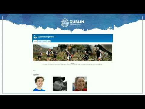 DrupalCon Dublin 2016: How to create content layouts in Drupal 8