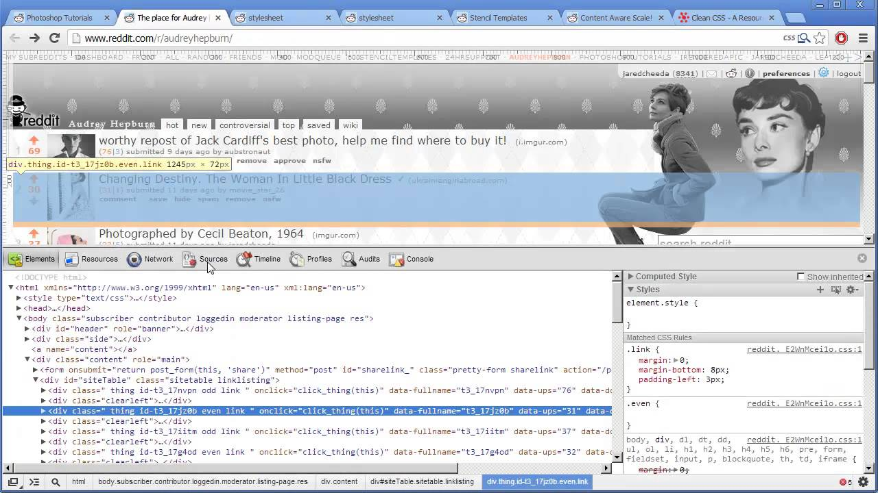 Using Chrome\'s \