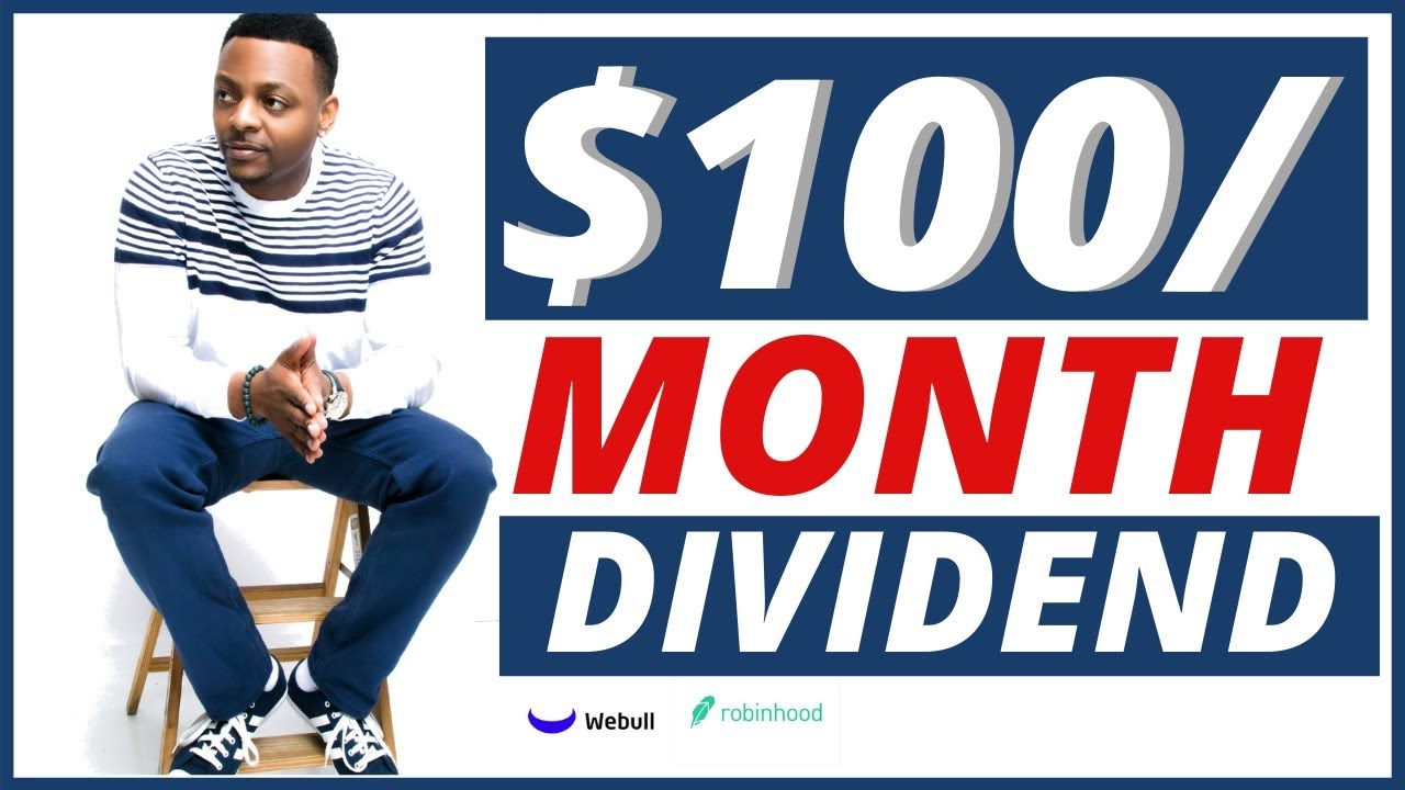 Earning $100/Month Passive Income Dividend Portfolio 🔥 | Stock Lingo: Take Profits