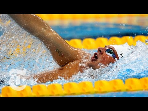 Why Ryan Lochte Is a World-Class Swimmer | Rio Olympics: The Fine Line | The New York Times