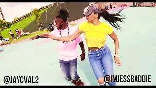 K Adu - Boom Ka Dancing Video Collab Jay C and Jess Baddie