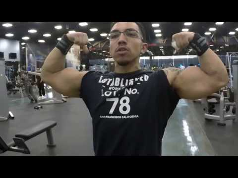 BODYBUILDING MOTIVATION - Classic arm day!