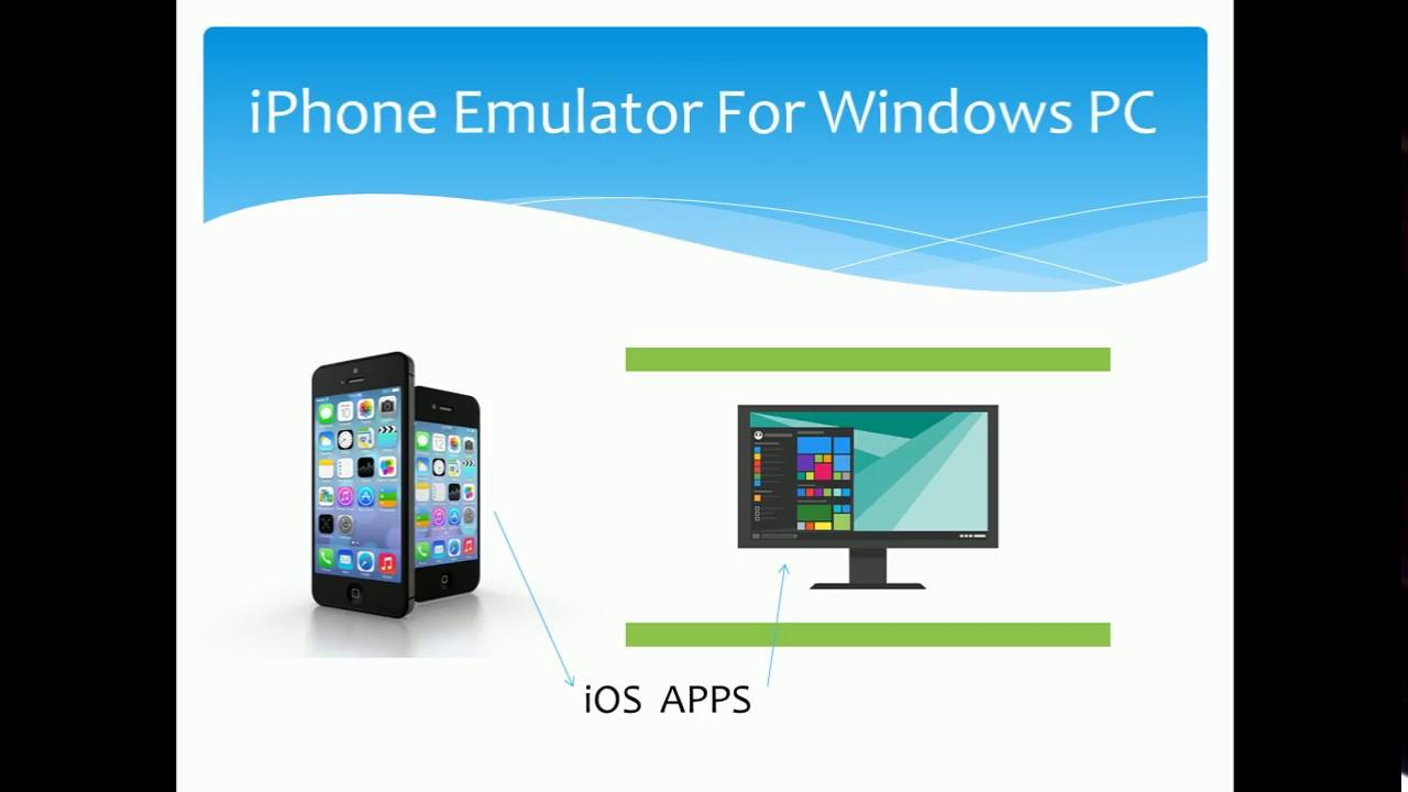 ios emulator for windows mobile