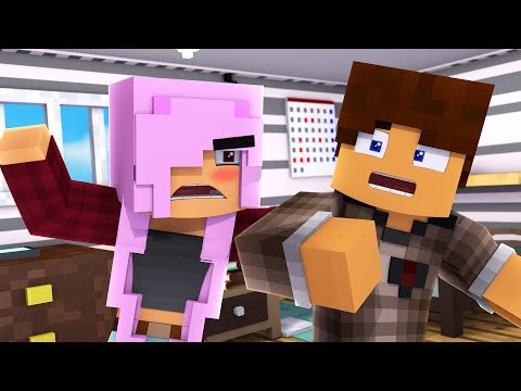 Katie Gets Jealous Of Another Girl!? - Parkside University [EP.44] Minecraft Roleplay